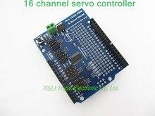 Smart Electronics servo shield 16 Channel 12-bit PWM/Servo Driver-I2C interface PCA9685 for arduino or Raspberry shield module