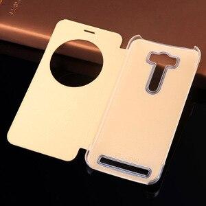 Image 4 - غلاف هاتف ذكي مصنوع من الجلد لهاتف آسوس زينفون 2 3 ليزر Zenfone2 Zenfone3 ZE550KL ZE551KL ZC551KL ZE 550 ZC 551 KL