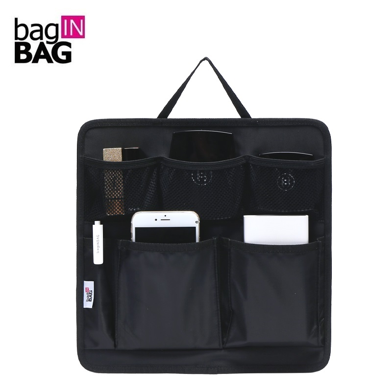 9360b1832c12 US $16.99  Organizer Pad for Backpack Insert bag for Backpack  Multifunctional Zipper Storage Bag-in Cosmetic Bags & Cases from Luggage &  Bags on ...