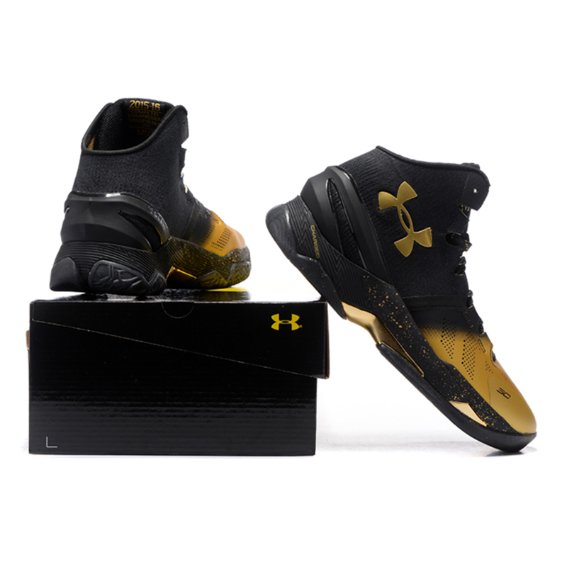 cb39c0363a3 Under Armour Men s UA Curry V2 Signature MVP 30 Commemorative Edition Sport Basketball  Sneakers For Male Outdoor Shoes 40 46 on Aliexpress.com