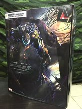 Black Venom in Spiderman Action Figure Model Toys