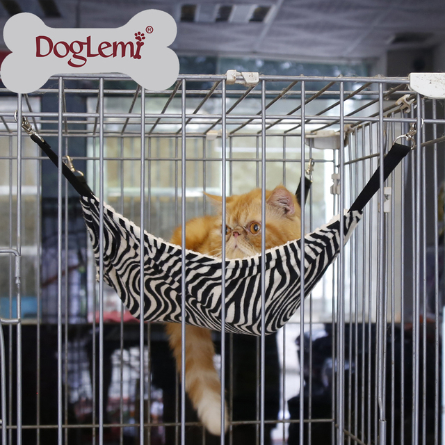 doglemi pet kitten cat hammock leopard zebra polka hanging soft bed cages for chair kitty rat doglemi pet kitten cat hammock leopard zebra polka hanging soft      rh   aliexpress
