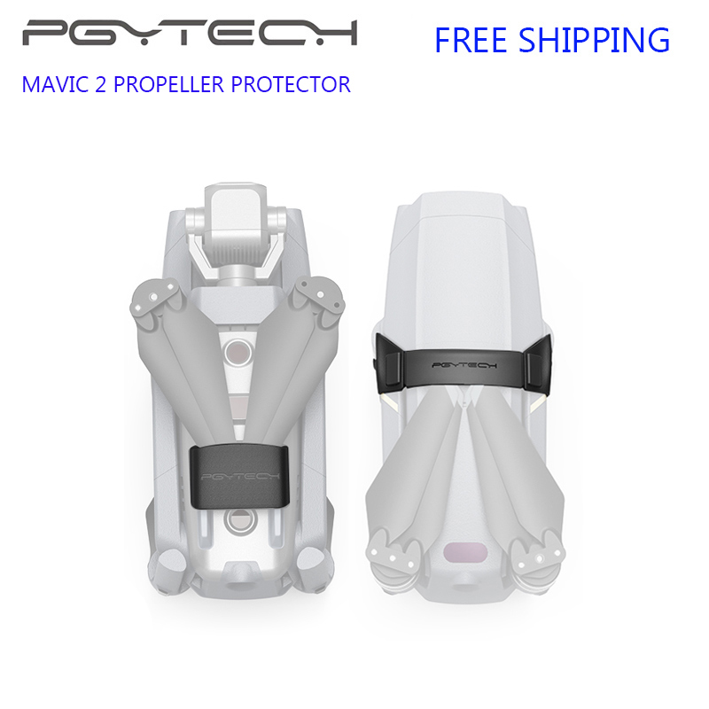 PGYTECH Mavic 2 Propeller Halter Protector fixateur für DJI Mavic 2 Pro/Zoom Zubehör Paddle clip Propeller Klinge Feste halter