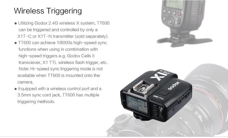 Godox TT600 Camera Flash (20)