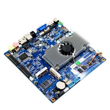 все цены на Fanless ATOM N2600  LVDS VGA Mini-ITX Mainboard/ motherboard онлайн
