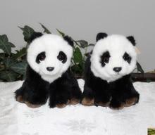 Super Kawaii Panda Doll  WWF  Plush Toys Car Accessories  Baby Gift Simulation Animals