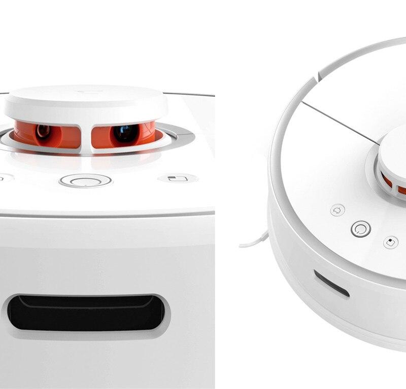 Nouveau Roborock S50S51S55 Xiao mi mi Robot Aspirateur 2 Prévues De Nettoyage Aspirateur pour La Maison Balayage Vadrouille Humide App contrôle - 3