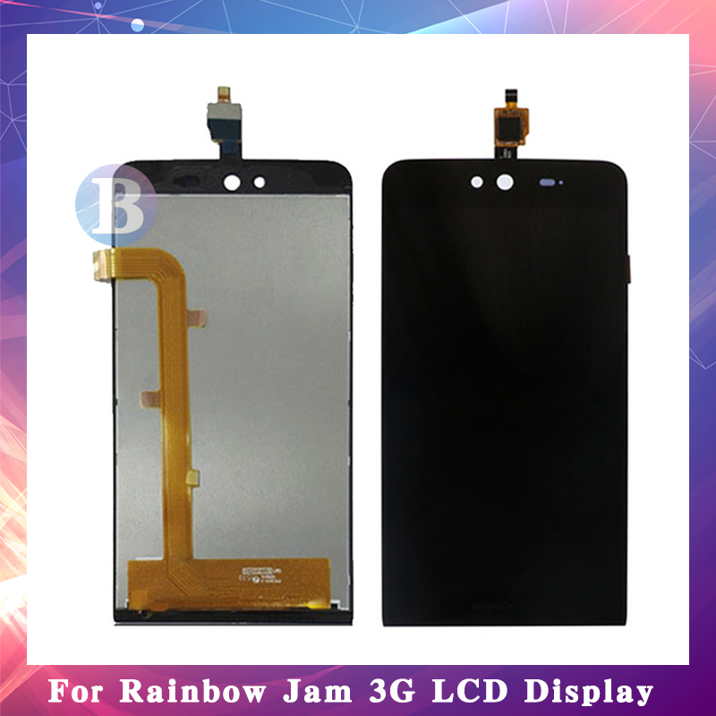 5.0 For WIKO Rainbow jam 3G 4G LCD Display Screen With Touch Screen Digitizer Assembly High Quality5.0 For WIKO Rainbow jam 3G 4G LCD Display Screen With Touch Screen Digitizer Assembly High Quality