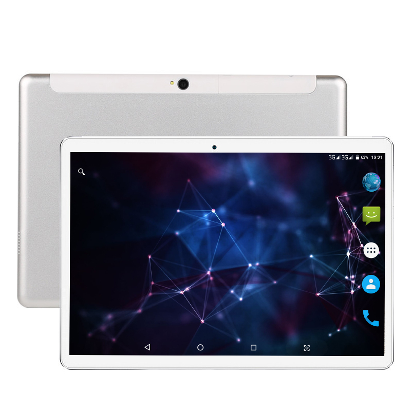 Android 7.1.1 Android Tablet 10.1 Inch 10 Ten Core 6GB RAM 128GB ROM 3G 4G LTE 1920 1200 IPS 5MP+ 13.0MP The Tablet 10 Pocket PC