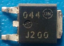 Si  Tai&SH    MJD200T4G J200 J200G TO-252 ON  integrated circuit
