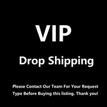 VIP Drop Shipping Dedicated Service Valid Tracking Without Any Invoice Receipt etc Please Contact Customer Team Before Buying(China)