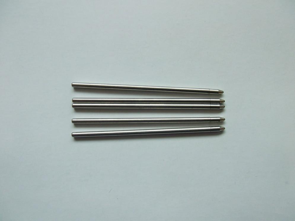 10pcs BLUE fit for Pk style metal RollerBall Pen Refills 0.5mm Nib