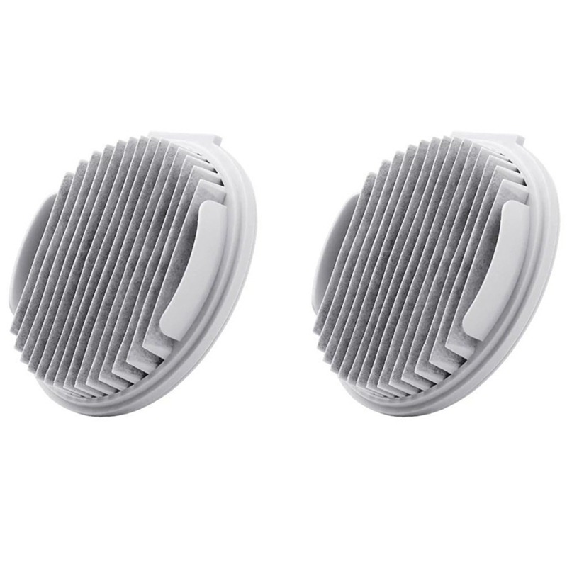Hot sale 2Pcs Vacuum Cleaner Filters For Xiaomi Roidmi Wireless F8 Smart Handheld Vacuum Cleaner AccessoriesHot sale 2Pcs Vacuum Cleaner Filters For Xiaomi Roidmi Wireless F8 Smart Handheld Vacuum Cleaner Accessories