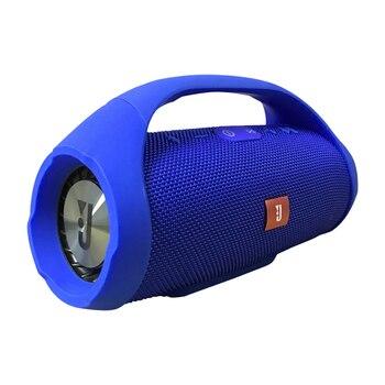 Profesyonel IPX7 Taşınabilir Su Geçirmez Açık HIFI Sütun kablosuz bluetooth Hoparlör Subwoofer Ses Kutusu Desteği FM Radyo TF Mp3