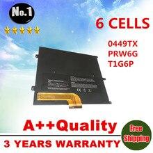 Nueva batería del ordenador portátil 0449tx 0ntg4j 0prw6g prw6g t1g6p para dell vostro v13 v13z v130 v1300