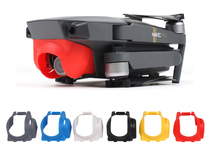 Camera Lens Sun Hood Sunshade Anti-Glare Camera Gimbal Protector for DJI Mavic Pro Drone F20152/56