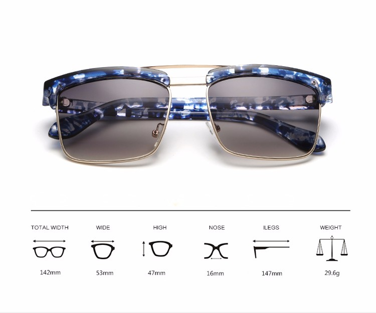 bc668f3749 ღ Ƹ̵̡Ӝ̵̨̄Ʒ ღRalferty Vintage Retro Sunglasses Women Men Mirror Sun ...