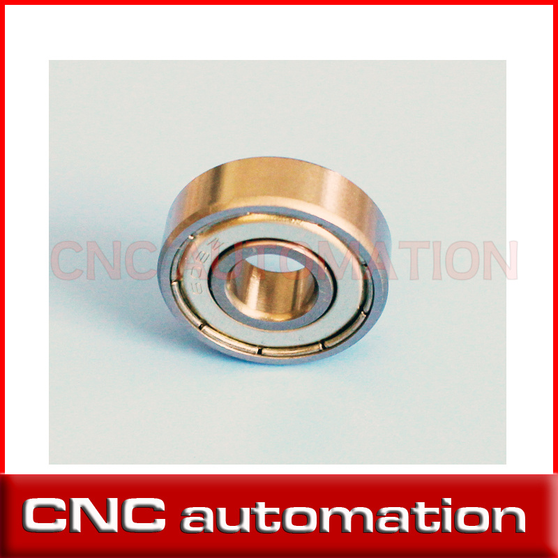 S698zz 698zz 8x19x6 mm 2 PCS 440c Stainless Steel Metal Ball Bearings