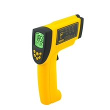 Smart Sensor AR882A+ Non-contact Infrared Thermometer Digital IR thermometer Gun Temperature Meter 200~1650C (0~2642F)