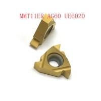 מחרטה כלי CNC כרסום חוט חותך MMT11ER AG60 VP15TF / UE6020 / US735 כלי קרביד, מחרטה כלי פתיל כלי (2)