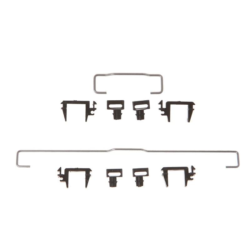 New Plate-mounted Costar Stabilizers Balancing Pole 6.25u 2u For Keyboard Big Key Hot