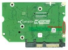 Жесткий диск части PCB логическая плата печатная плата 100617476 для Seagate 3.5 SATA жесткий диск восстановления данных жесткий диск ремонт