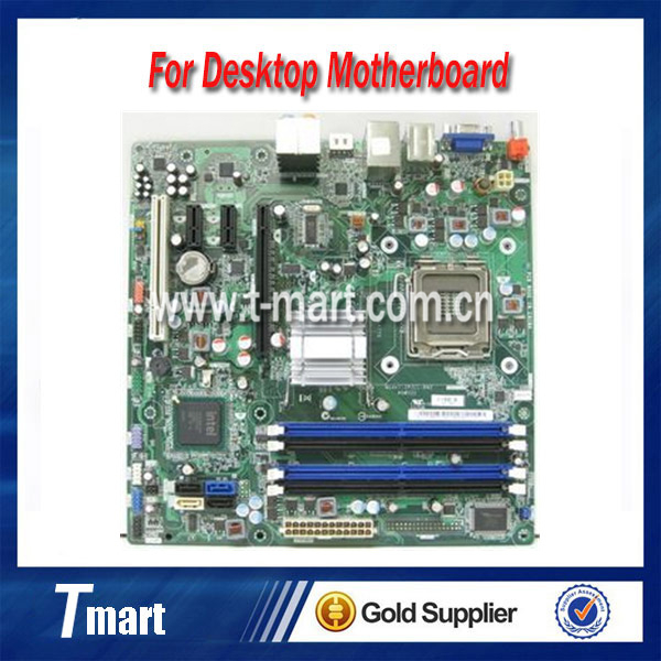ФОТО 100% working Desktop motherboard for DELL 540 540S IPIEL-RN2 M017G G45 System Board fully tested