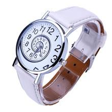 Zegarek damski SUSENSTONE Swirl Pattern