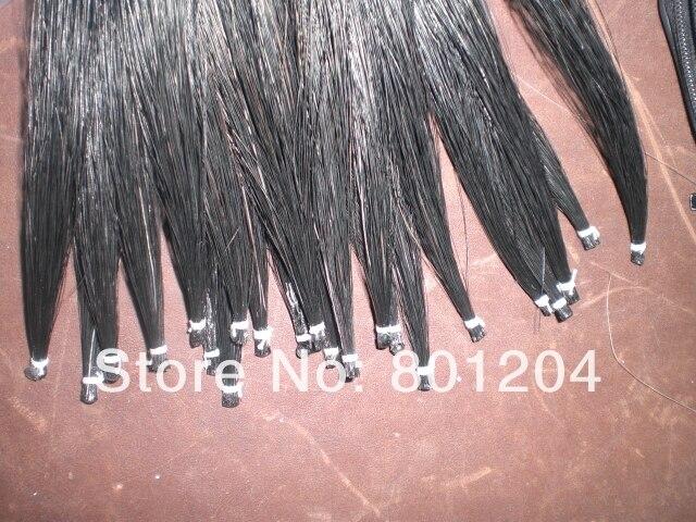 60 Hanks Stallion Violin Horse hair 7 grams each hank 32 inches in length