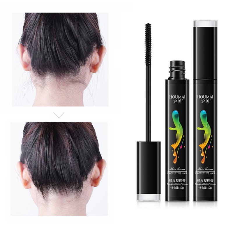 2019 Broken Hair Finishing Cream Refreshing Not Greasy Small Broken Hair Shaping Gel Sticks Easy To Shape Hairstyle in Creams Gels Lotions from Beauty Health