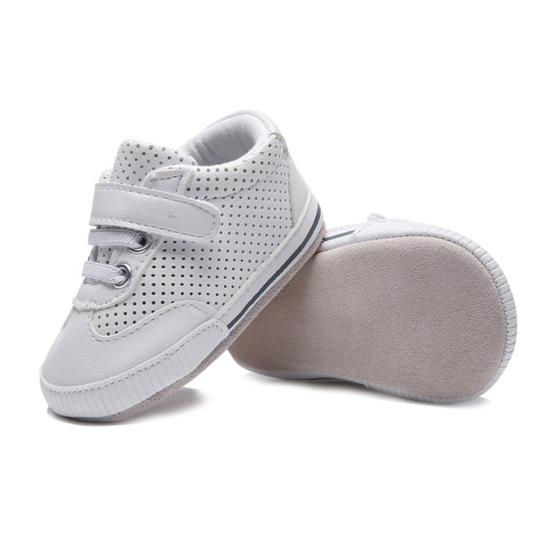 Classic Hollow Baby Shoes Newborn First Walker Fashion Baby Boys Girls Shoes Cotton Casual Shoes For Boys Girls Sneakers