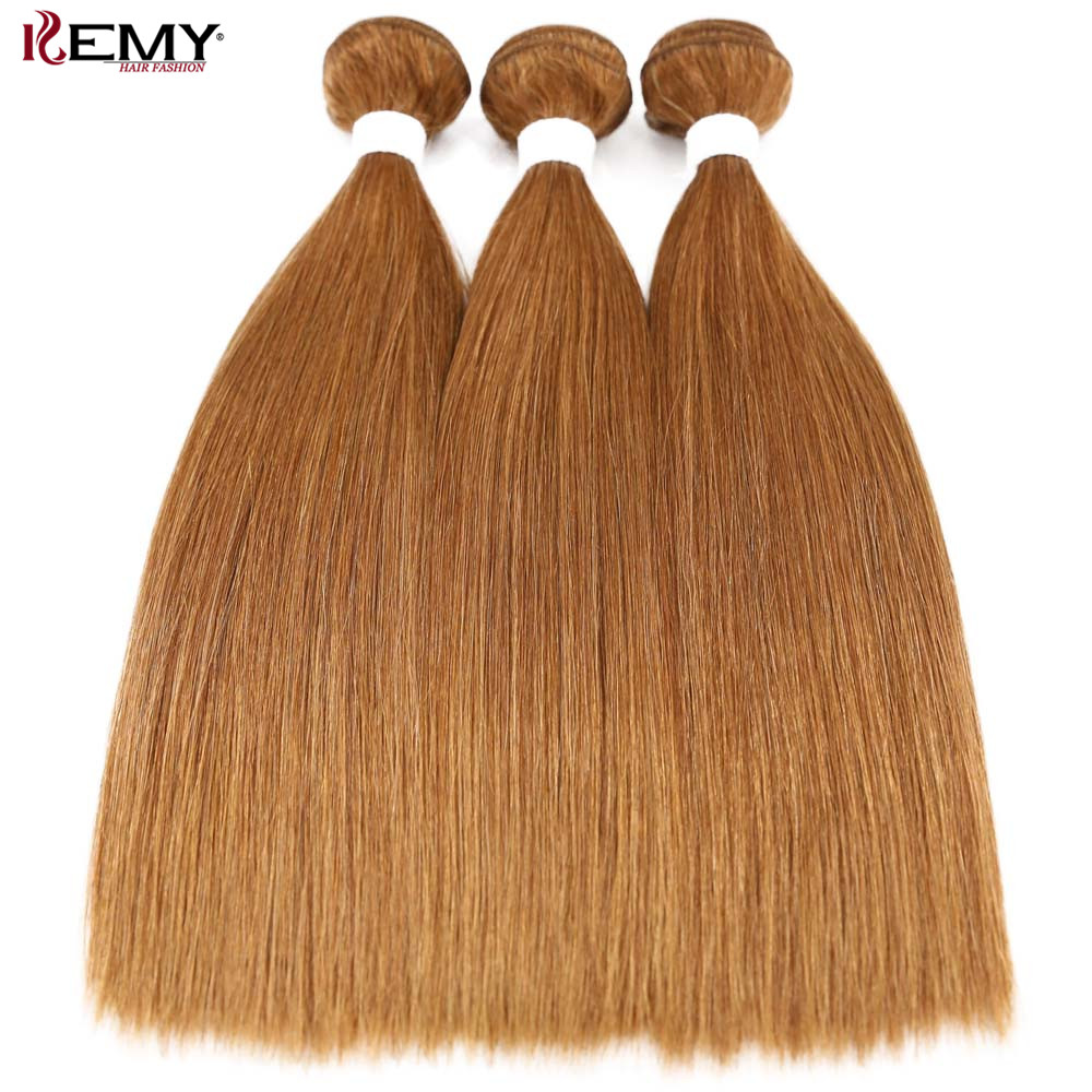 Best Quality Kemy Hair 300g 3pcspack Non Remy Pre Colored 100