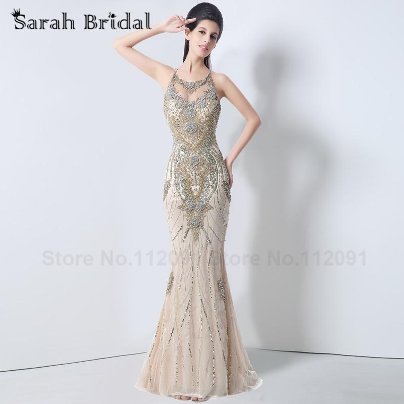 Images of Beaded Evening Dresses - Reikian