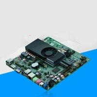 Trung quốc Giá Rẻ Intel 1037u i3 i5 i7 Bộ Vi Xử Lý kỹ thuật số biển khách hàng Mỏng POS board all in one mini pc bo mạch ch