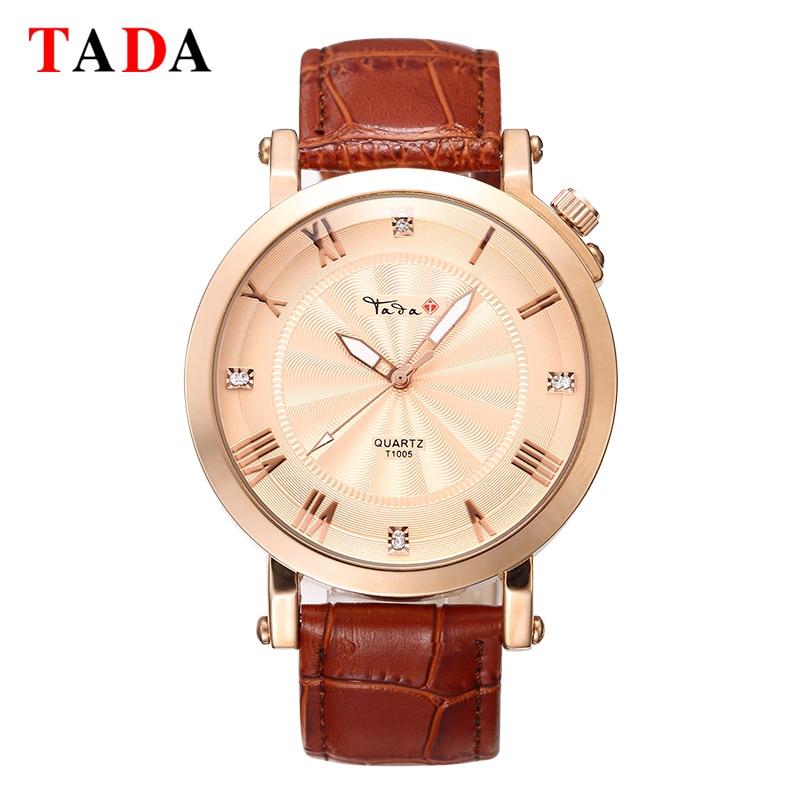 Mens Top Brand de lux ceasuri de mână Tada cuarț ceas de ceas 30m - Ceasuri bărbați