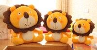 stuffed plush toy,sitting pose lion soft throw pillow birthday gift Christmas gift h270