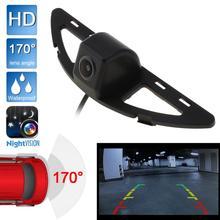 CCD HD 480TVL 170 Degree Wide Angle Auto Car Rear View Camera Reverse Backup Parking Camera for 2008-2014 Honda City
