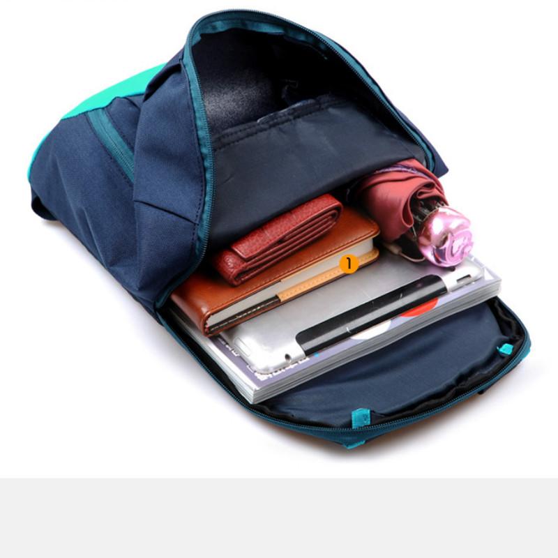 Waterproof S ports Backpack Out Door Luggage Shoulder Women Men School Bags Bagpack Mini Small Teenage Travel Rucksack 6