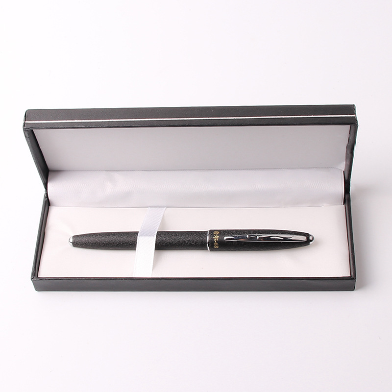 Paper Fountain Pen Case Ballpoint Pen Box Jewel Gift Box Student Stationery