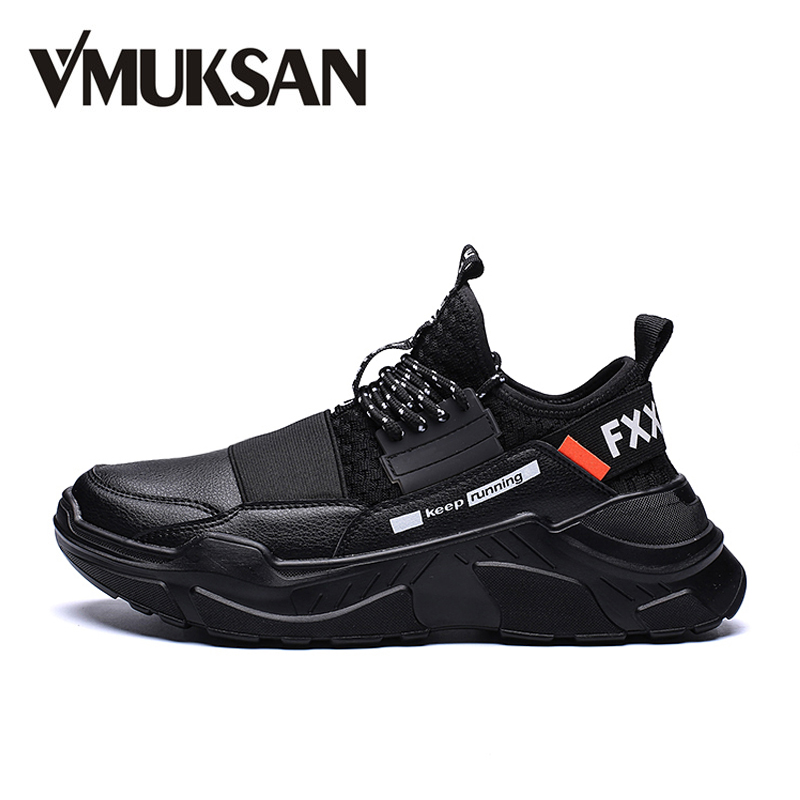 great deals 2017 high quality outlet store sale US $15.32 30% OFF|VMUKSAN Hot Sale Mens Shoes Casual Plus Size Fashion  Trainers Sneakers For Men Popular Design Comfortable Man Walking Shoes-in  Men's ...