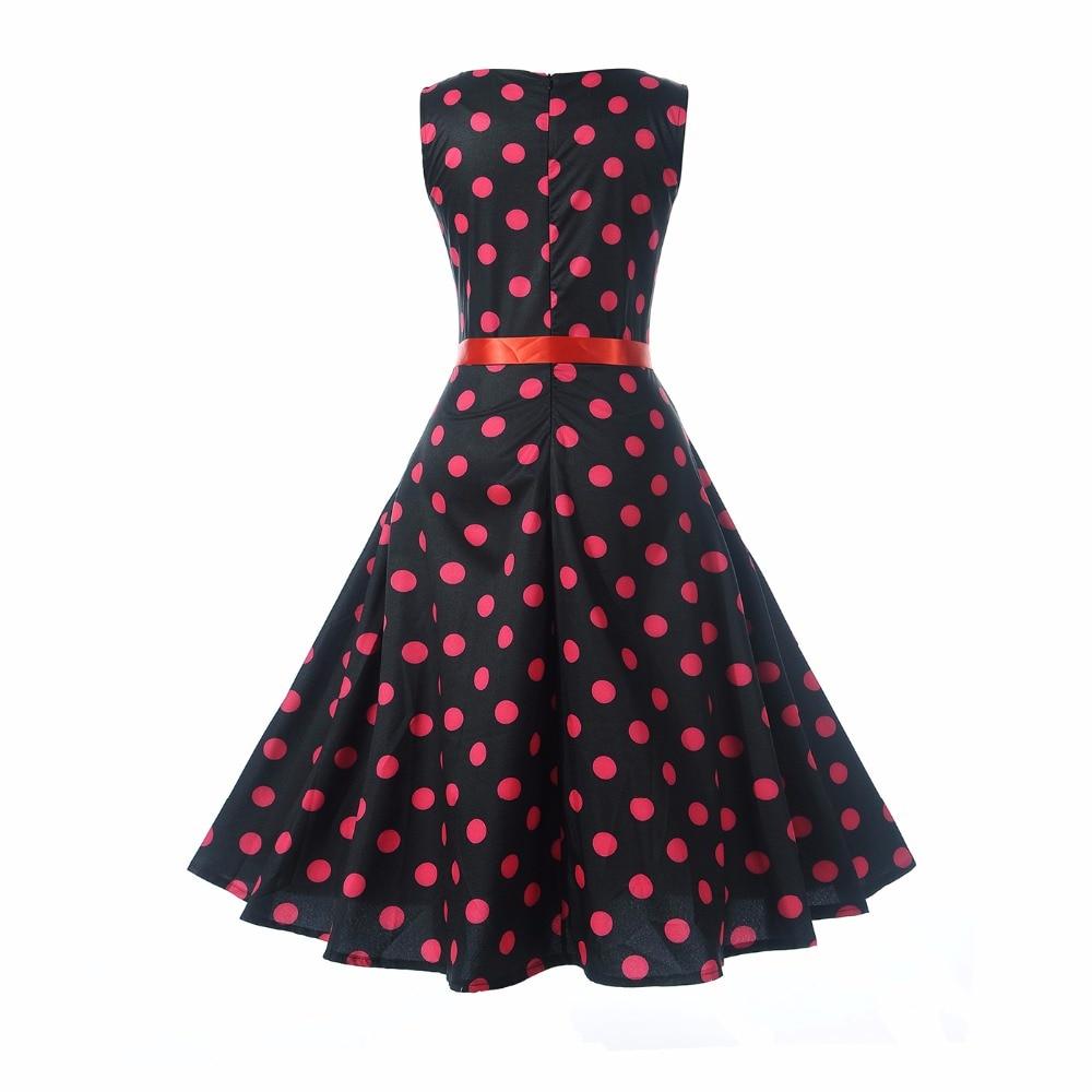 13 20 jahre Mädchen Partei Kleid teenager Prom Kleider Punkte druckt ...