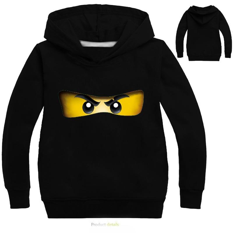 Sweatshirt, Choses, And, Ninja, For, Spring
