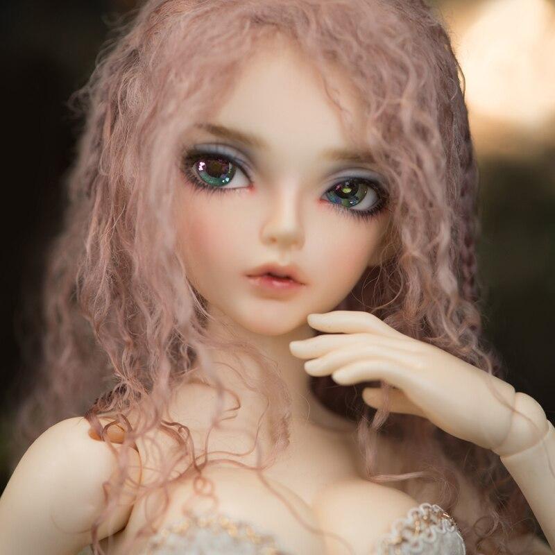 Minifee Sircca Fairyline BJD poupée 1/4 fantaisie centaure hybride fées haute qualité jouet pour fille Fairyland Oueneifs poupée commune-in Poupées from Jeux et loisirs    1
