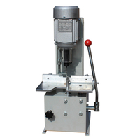 Hole Punching Machine 2 5 10mm Single Head Drilling Machine