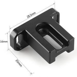 Image 3 - SmallRig BMPCC 4 K מצלמה עדשת תמיכה Metabones מתאם תמיכה BMPCC 4 K מצלמה 2247