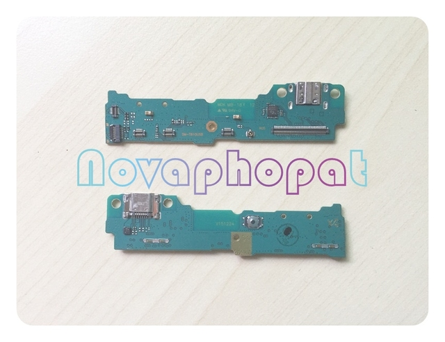Novaphopat Charging Flex for Samsung T810 SM T810 T815 Charger Connector Micro USB Dock Port Flex Cable Replacement