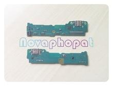 Гибкий кабель для зарядки Novaphopat, для Samsung T810, T815, зарядный разъем, Micro USB, док станция, замена гибкого кабеля