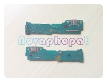 Novaphopat 충전 플렉스 삼성 t810 SM T810 t815 충전기 커넥터 마이크로 usb 독 포트 플렉스 케이블 교체