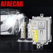 Afaecar Высокое качество xenon H1 H3 H7 H8 H9 H11 9005 HB3 9006 HB4 комплект ксеноновых фар 5500 k