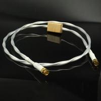 Бесплатная доставка Moonsaudio nordost odin 110Ohm коаксиальный цифровой AES EBU соединительный кабель с позолоченными bnc разъем